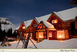 Historic Skoki Lodge